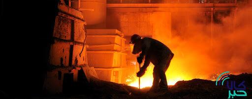تولید در زنجیره فولاد کشور 2 برابر افزایش یافت