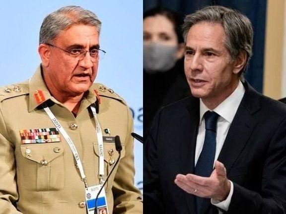 اسلام آباد ادعای بلینکن مبنی بر نفوذ پاکستان بر طالبان را رد کرد