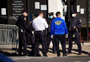 بیش از هزار نفر از پلیس های نیویورک به کووید 19 مبتلا شده اند