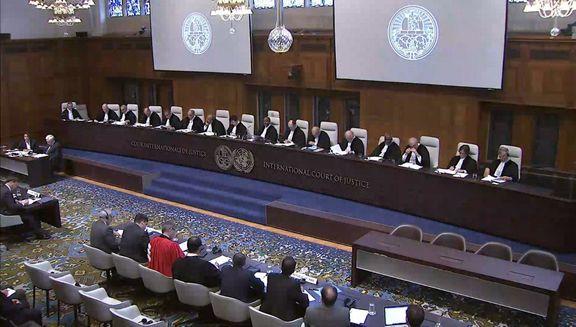 دادگاه لاهه آمریکا را ملزم به رعایت مفاد قرارداد مودت 1955 بین ایران و آمریکا کرد