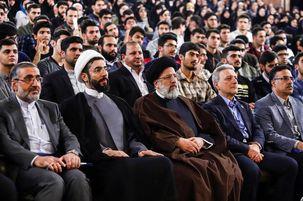 سخنرانی رئیس قوه قضائیه  در جمع دانشجویان دانشگاه تهران/ به رئیس جمهور اطلاع دادم که افزایش قیمت بنزین عواقبی دارد