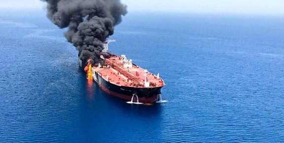 ادعای بی اساس مقام صهیونیستی علیه ایران درباره حمله به دو نفتکش در دریای عمان