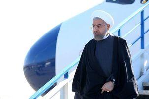روحانی برای  شرکت در هفتاد و سومین نشست مجمع عمومی وارد نیویورک شد