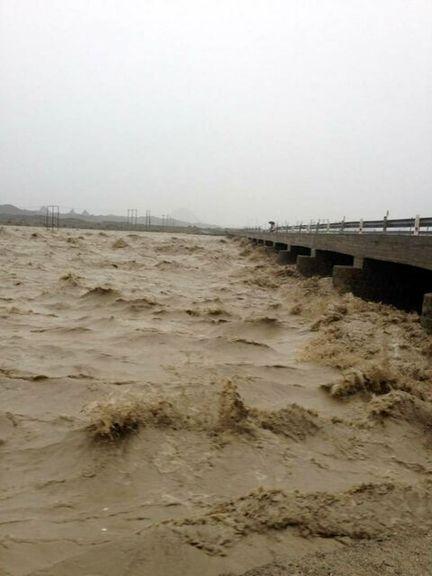 احتمال وقوع سیل در استان سیستان بلوچستان بسیار زیاد استط