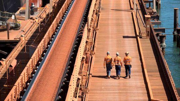 کاهش 16 درصدی تولید مس در معادن شرکت «ریوتینتو»