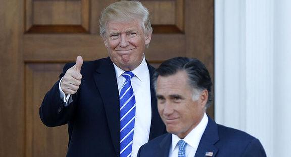 ترامپ خواستار استیضاح یک سناتور جمهوریخواه شد