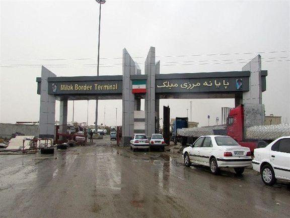 تمام مرزهای ایران و افغانستان باز شد