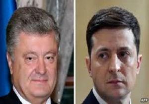 ولادیمیر زیلانسکی در انتخابات ریاست جمهوری اوکراین پیروز شد