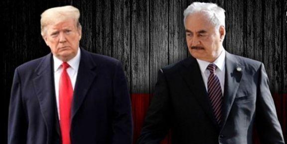 مقام آمریکایی: حفتر هم بخشی از مشکلات لیبی و هم جزئی از راه حل لیبی است!