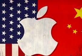 جنگ تجاری آمریکا و چین به ضرر طرفداران اپل تمام می شود