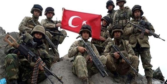 تنش های شدید میان پ.ک.ک و ترکیه منجر به کشته شدن 4 سرباز شد/6 سرباز در این عملیات مجروح شدند