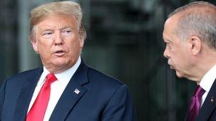 ترامپ برای از برداشتن تحریم های ترکیه شرط گذاشت