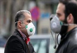 بیش از نیمی از مردنم تهران از ماسک استفاده می کنند