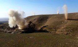 نیروهای امنیتی عراق ۹ تونل داعش را در نینوی کشف کردند