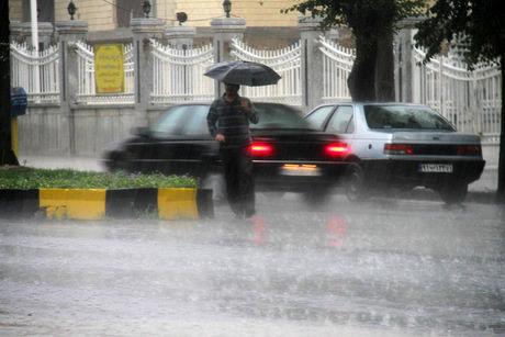 برخی نقاط شمالی و غربی کشور خود را برای بارش باران آماده کنند