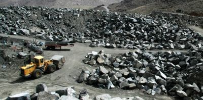 صادرات سنگآهن ۴۶ درصد بیشتر شد