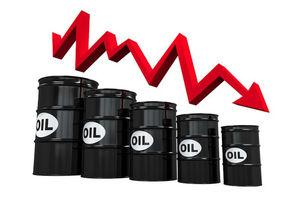 سقوط شدید قیمت نفت در بازارهای جهانی