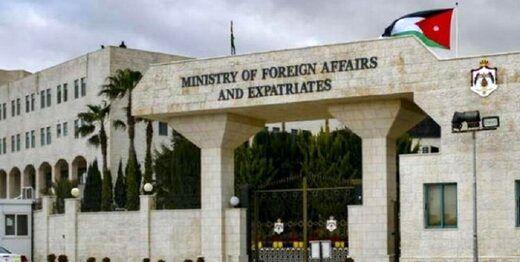 سفیر رژیم صهیونیستی به وزارت خارجه اردن احضار شد