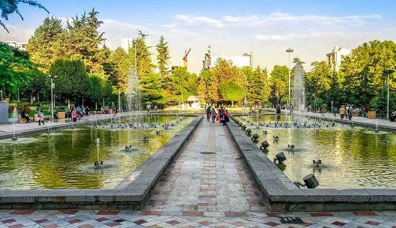 اعلام آمادگی برای تعطیلی پارکهای تهران