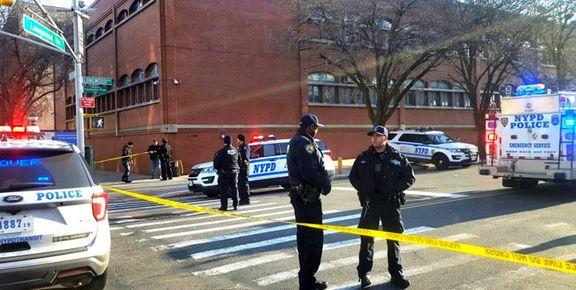 تیراندازی در یکی از ساختمانهای پلیس  نیویورک