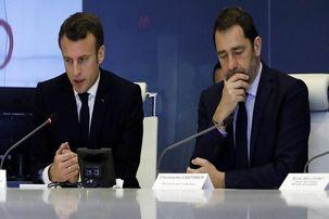 بالاگرفتن تنش ها  در فرانسه /ماکرون وزیر کشور را به کاخ الیزه فراخواند