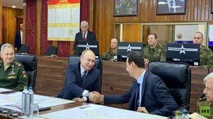 ضربه سنگینی که پوتین و اسد به اردوغان زدند