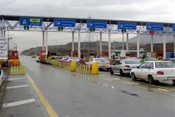 تاکسی های حومهای از پرداخت عوارض آزادراهی معاف شدند