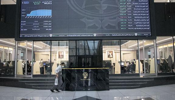 معاملات بورس در اولین روز کاری 1400 با روند متعادل و منفی آغاز شد