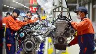 تولید خودرو در چین در ماه مارس 72 درصد افزایش یافت