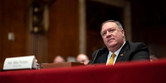 ادعای پامپئو : احتمالا ایران پشت حمله به نفتکشها در بندر الفجیره بود