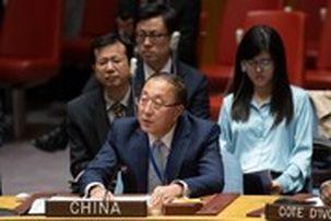 دولت چین خواستار لغو اقدامات یکجانبه کشورها علیه سوریه شد