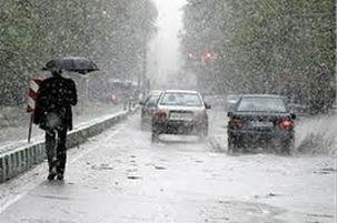 بارش برف و باران در کشور همچنان ادامه دارد