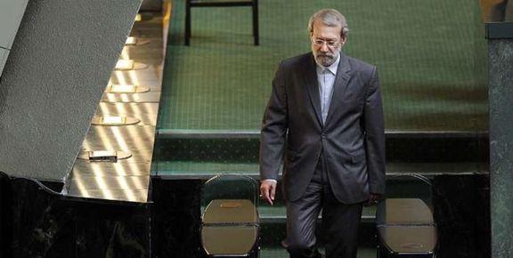 """انتخاب دوباره """"علی لاریجانی"""" به عنوان رئیس مجلس + فیلم"""
