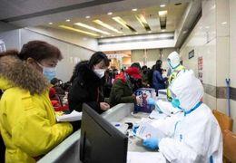 هجوم مردم به بیمارستانها به دلیل ویروس کرونا + فیلم