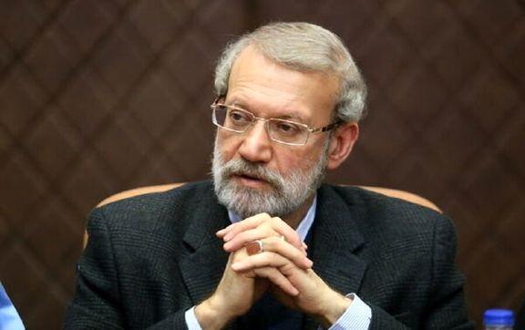 بیانیه علی لاریجانی پس از ردصلاحیت در انتخابات ریاست جمهوری