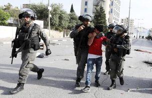 نظامیان اسرائیلی به منطقه فلسطینی ها در کرانه باختری دوباره حمله کردند