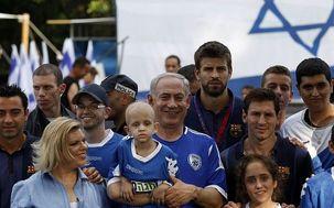 لیونل مسی برای برگزاری بازی دوستانه به دعوت اسرائیل به قدس میرود