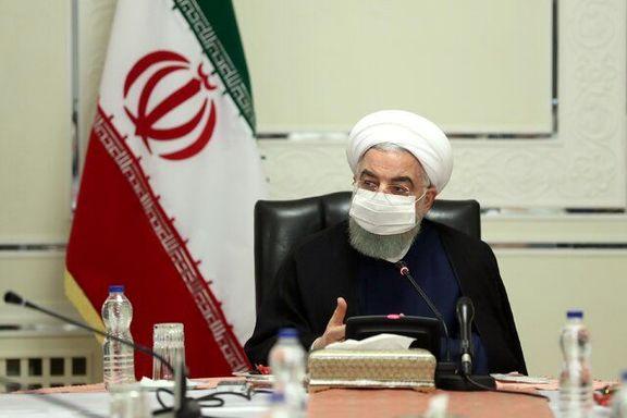 ابراز امیدواری حسن روحانی نسبت به بازگشت آرامش به بازار ارز و سرمایه