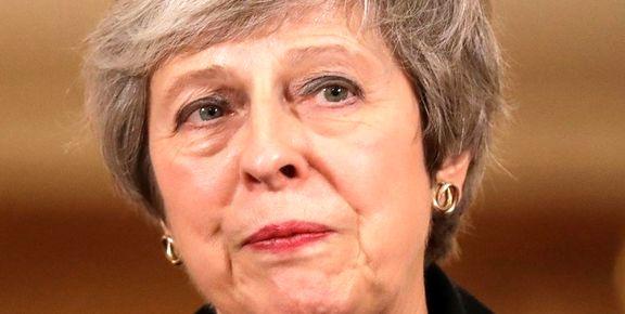 شکست دیگر ترزا می در پارلمان / رد توافق بریگزیت برای سومین بار