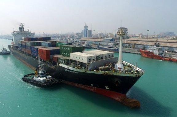 صادرات 10 میلیون تن انواع کالاها از استان بوشهر