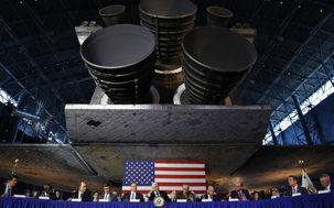 روسیه بابت ساخت ارتش فضایی آمریکا اعتراض کرد