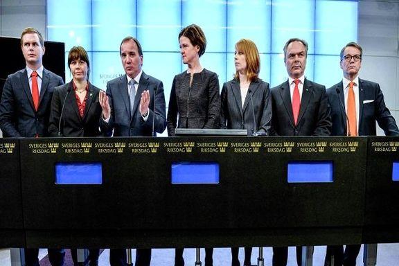 پیروزی حزب حاکم سوسیال دموکرات سوئد در انتخابات پارلمانی