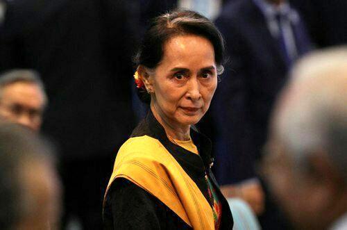 آنگ سان سوچی به ارتش دستور داد شبه نظامیان ایالت راخین را به شدت سرکوب کند