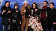 حاشیههای روز سوم جشنواره فجر + فیلم