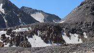 ذخیره برف کوهها تمام شد