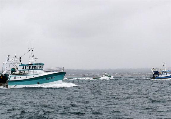 افزایش تنشها بین فرانسه و انگلیس بر سر حقوق ماهیگیری