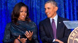 اوباما و همسرش قدرتمندترین چهرههای سرگرمیساز جهان معرفی شدند