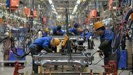 افت تولید صنعتی ژاپن در ماه جولای