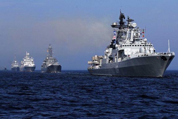 روسیه 10 کشتی جنگی به دریای سیاه اعزام میکند/ اروپا نگران از رزمایش نظامی روسیه