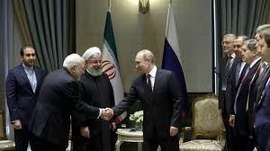پیام رئیس جمهور ایران به همتای روسیه اس که توسط ظریف فرستاده شده چه بود؟